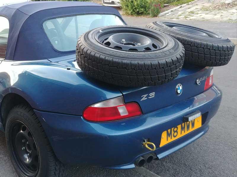 Ian's BMW