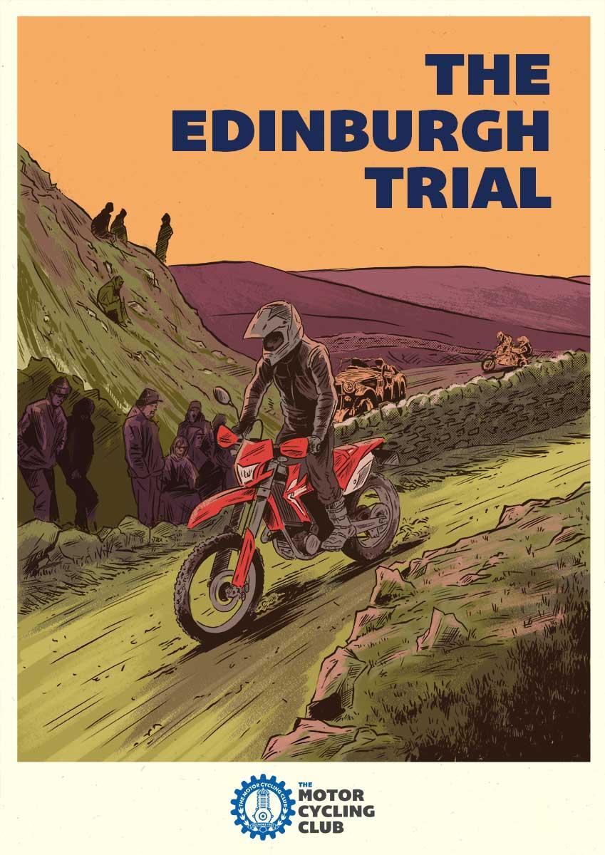 The Edinburgh Trial poster