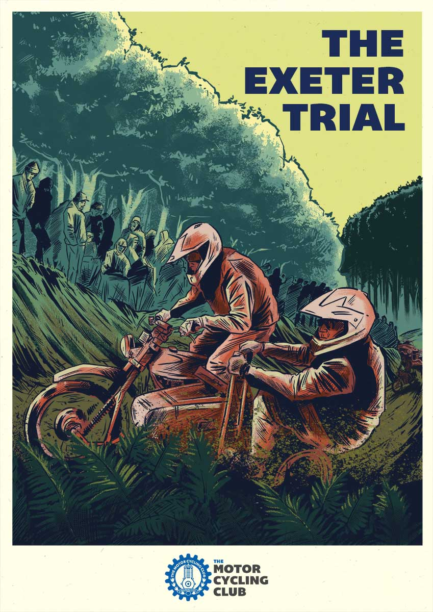 The Exeter Trial poster