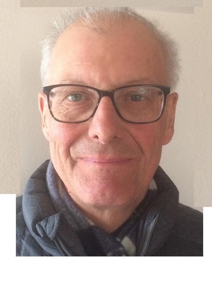 Keith Johnston