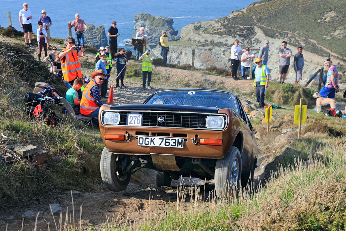 Land's End Trial