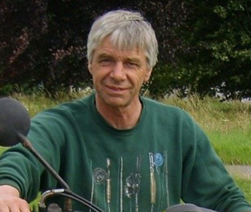Jonathan Laver
