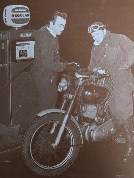 MCC Exeter Trial 1965