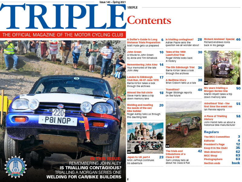 Triple issue 140